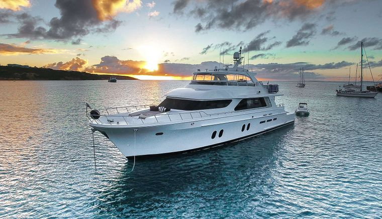 JUS CHILL'N Yacht Charter - Ritzy Charters