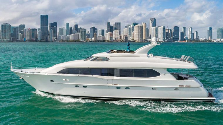 IV TRANQUILITY Yacht Charter - Ritzy Charters