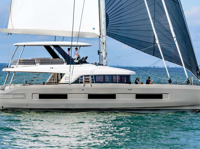 JUSTIFIED HORIZONS Yacht Charter - Ritzy Charters