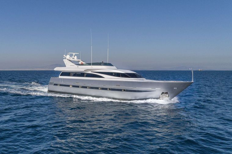 ANDILIS Yacht Charter - Ritzy Charters