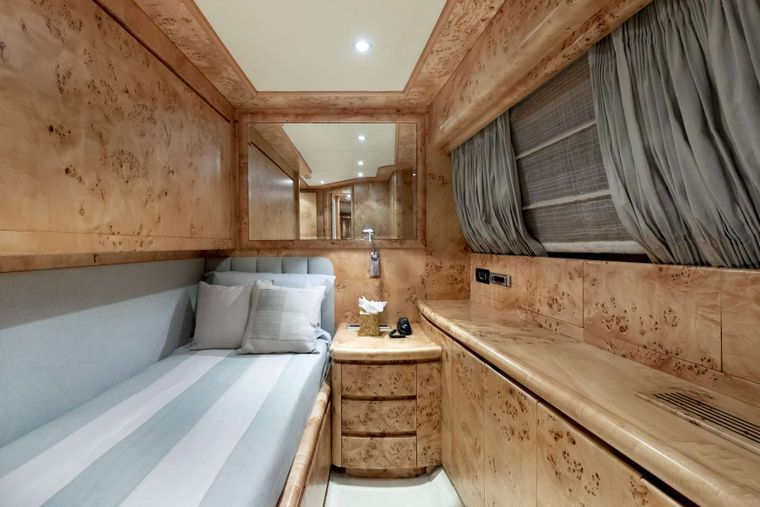 ANDILIS Yacht Charter - Twin Cabin with Bunkbeds