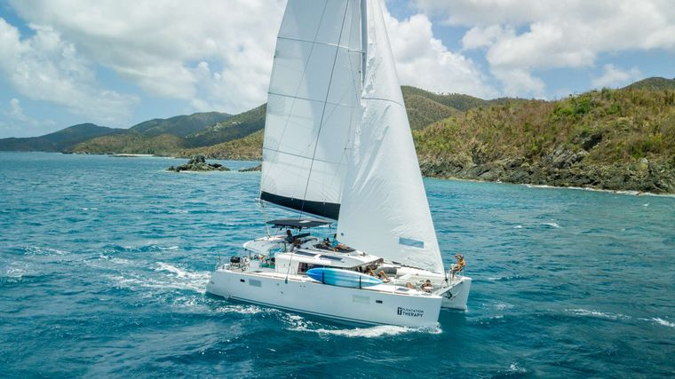 FLOATATION THERAPY Yacht Charter - Ritzy Charters