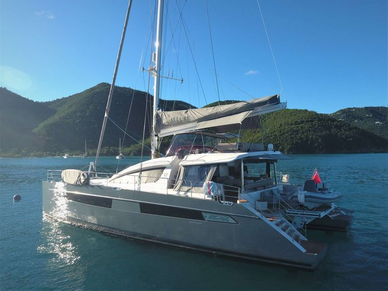 ALLURE 64 Yacht Charter - Ritzy Charters