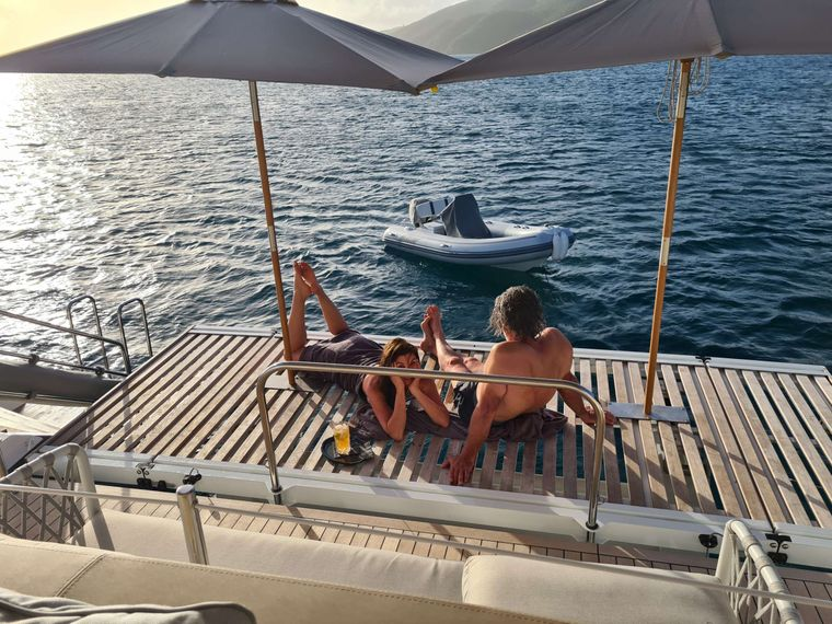 ALLURE 64 Yacht Charter - Best place for cocktails
