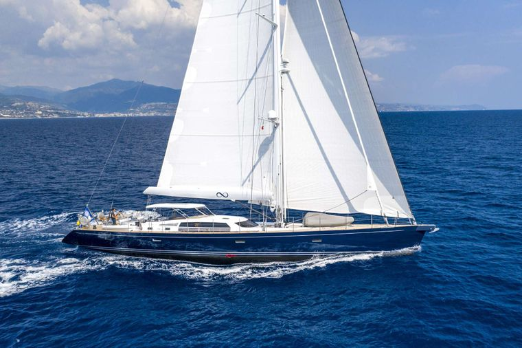 LADY 8 Yacht Charter - Ritzy Charters
