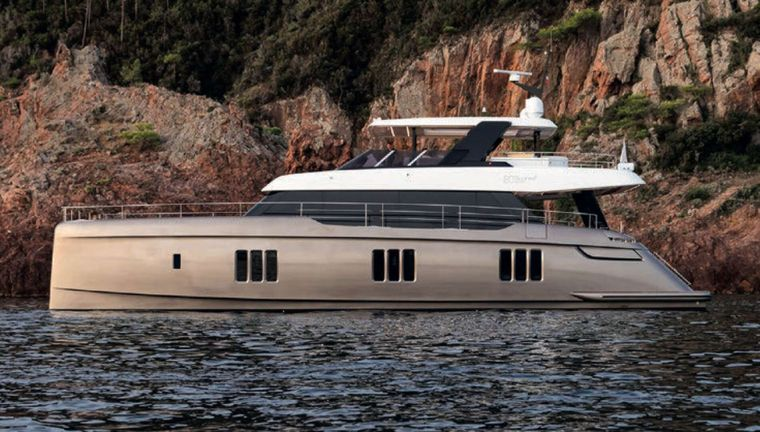 Aria Yacht Charter - Ritzy Charters