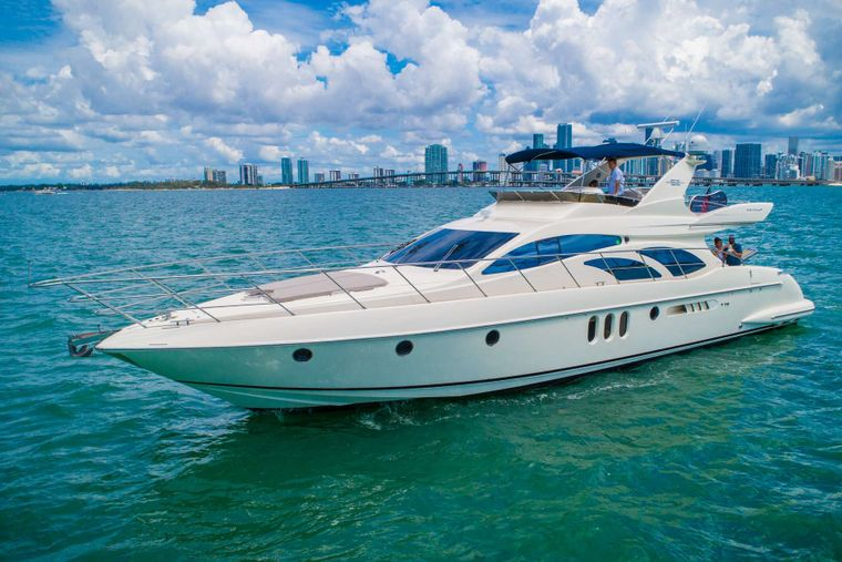 ALANA ROSE Yacht Charter - Ritzy Charters