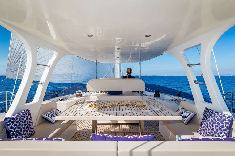 OMBRE BLU3 Yacht Charter - FLY