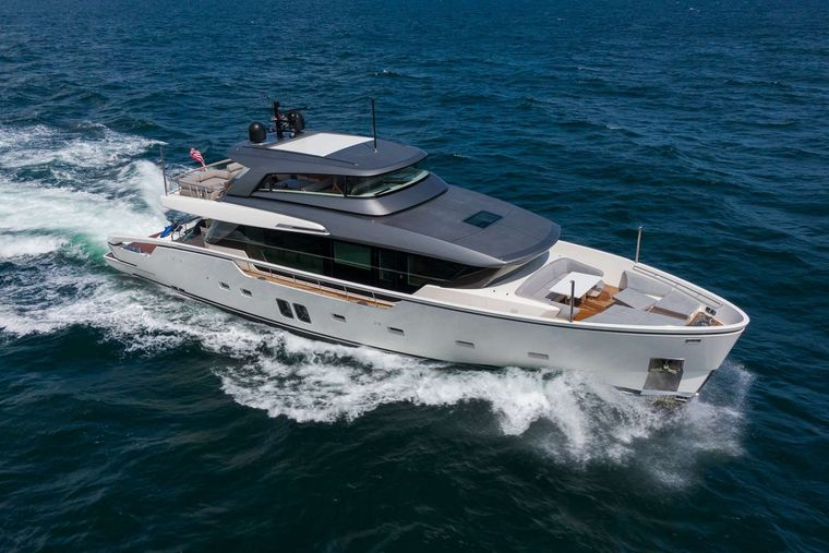 MON CHATEAU Yacht Charter - Ritzy Charters