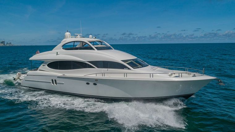 Finally Yacht Charter - Ritzy Charters