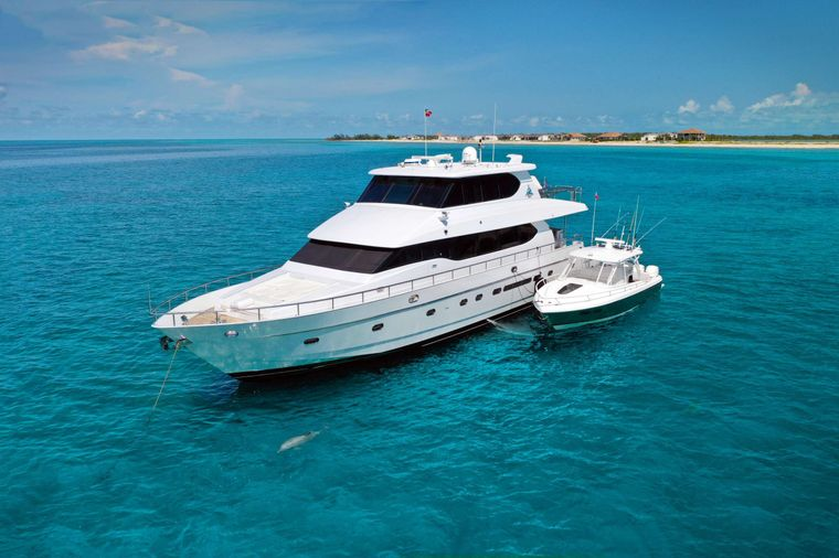TORTUGA Yacht Charter - Ritzy Charters