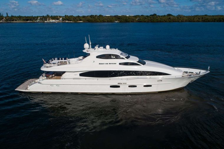 MONEY FOR NOTHING Yacht Charter - Ritzy Charters