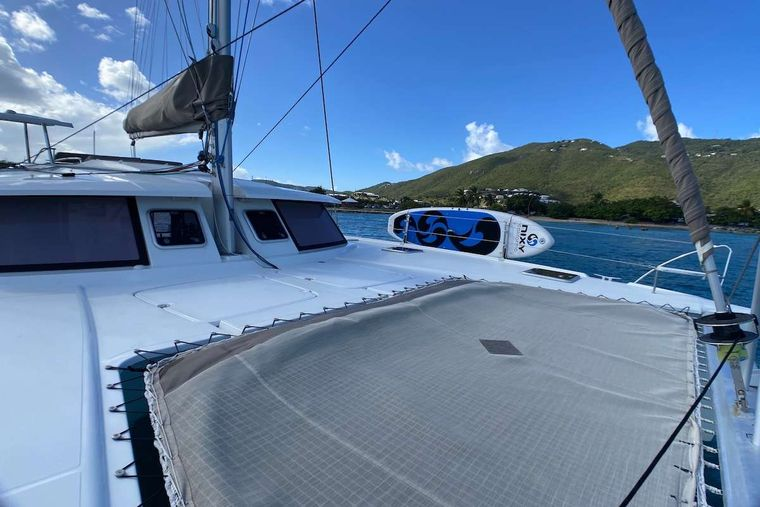 IREMIA Yacht Charter - Foredeck