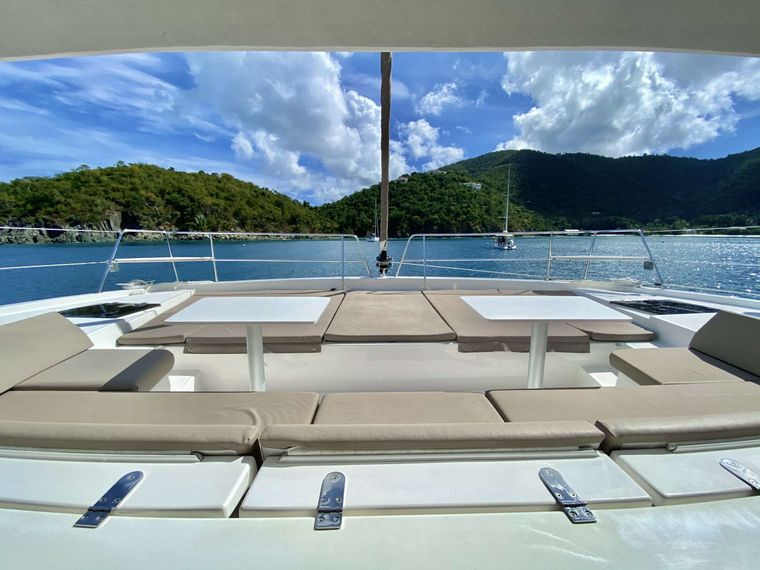 FREESTYLE Yacht Charter - Views from the inside