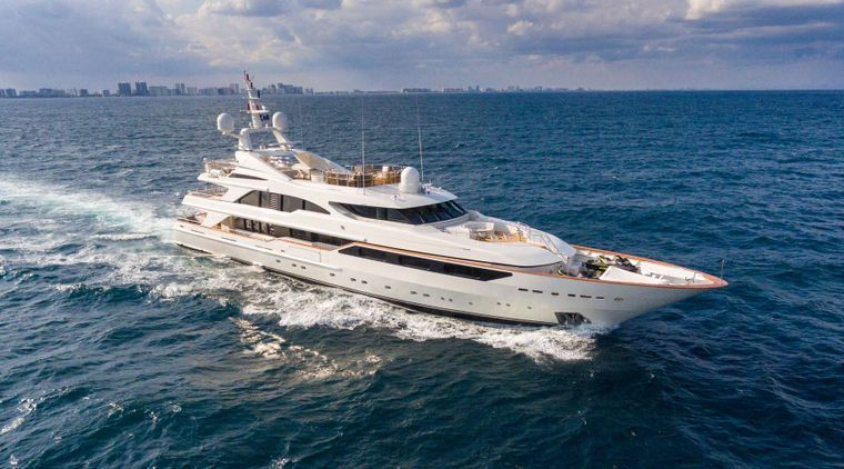 BARENTS Yacht Charter - Ritzy Charters