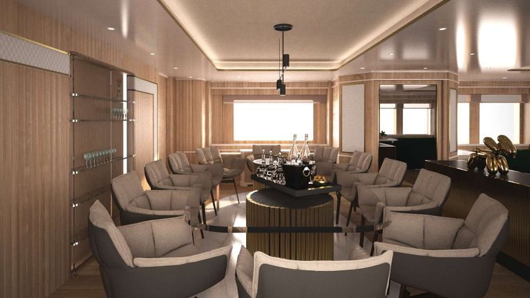 BARENTS Yacht Charter - Dining