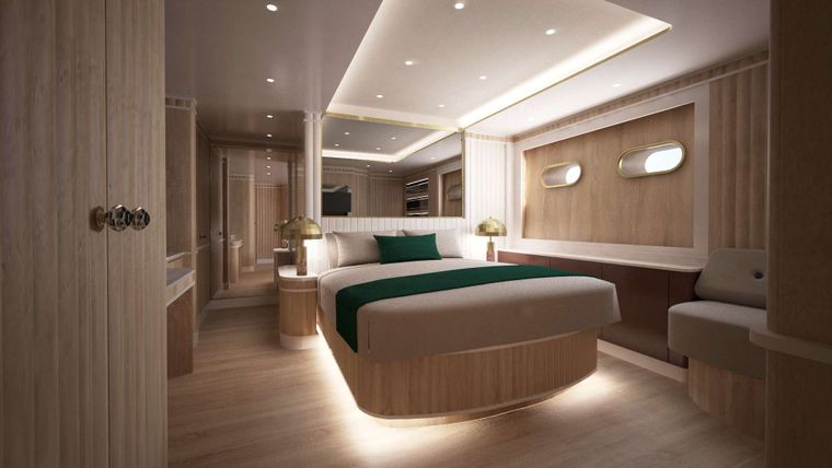 BARENTS Yacht Charter - Double cabin