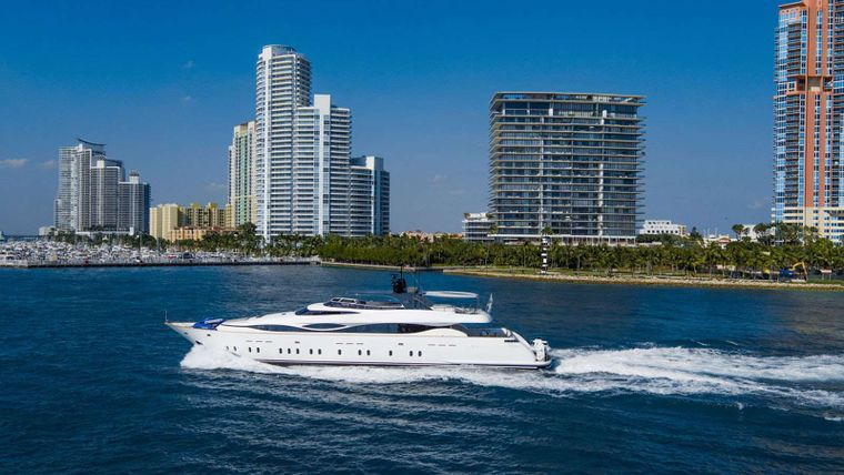 WHITE KNIGHT Yacht Charter - Ritzy Charters
