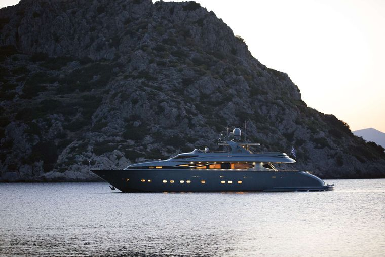 PRINCESS L Yacht Charter - Ritzy Charters