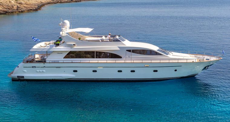 EFMARIA Yacht Charter - Ritzy Charters