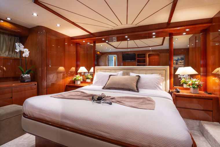 EFMARIA Yacht Charter - Double Cabin (new)