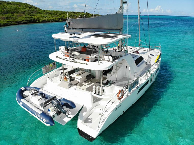 GET ALONG Yacht Charter - Ritzy Charters