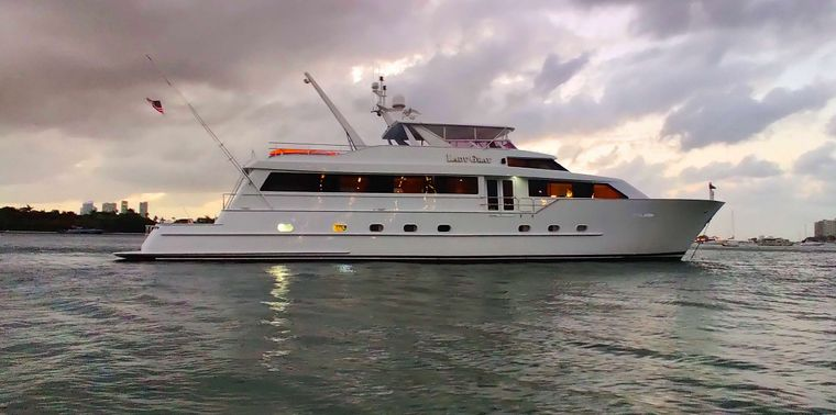 LADY GRAY Yacht Charter - Ritzy Charters