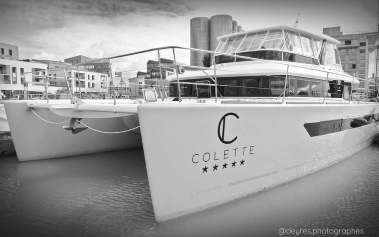 COLETTE Yacht Charter - Beautiful Colette