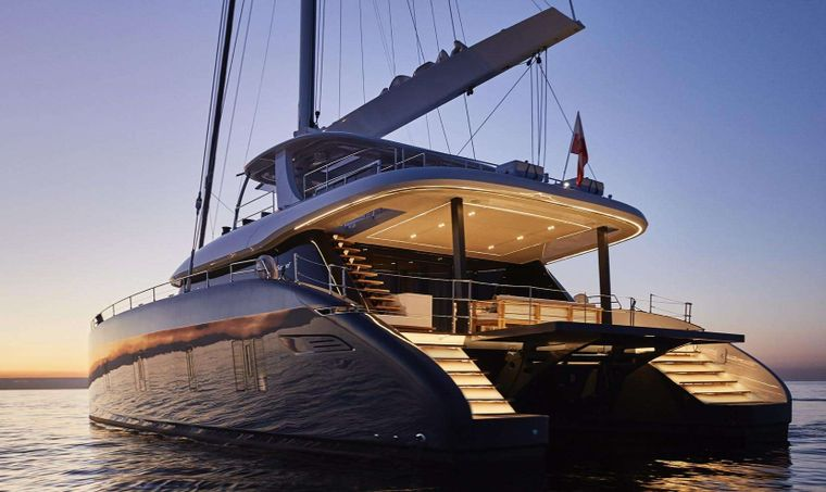 GENNY Yacht Charter - Ritzy Charters