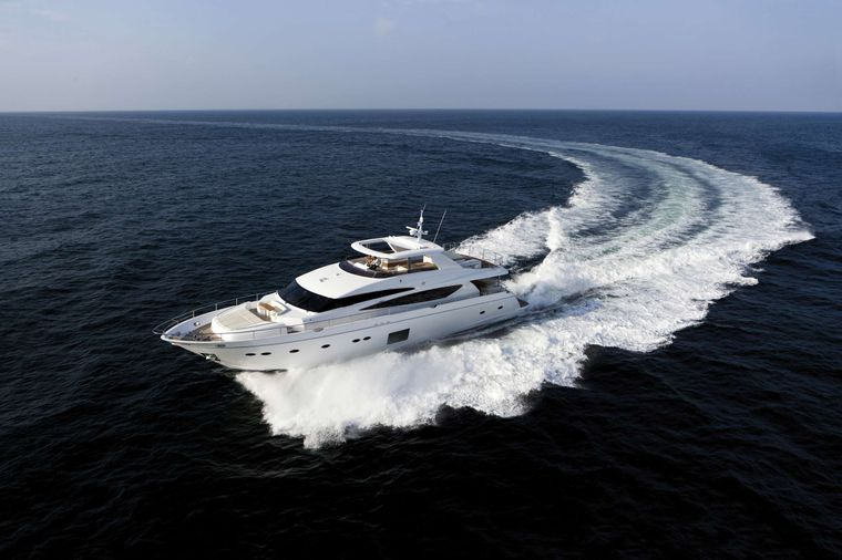 CURRENT  $EA Yacht Charter - Ritzy Charters