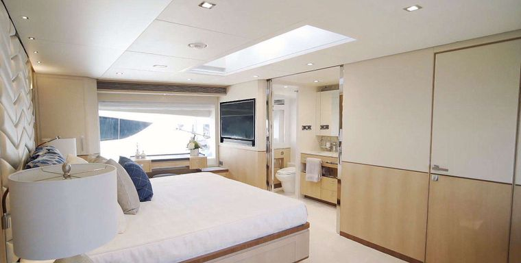 Aqua Life (NEW) Yacht Charter - Guest Stateroom