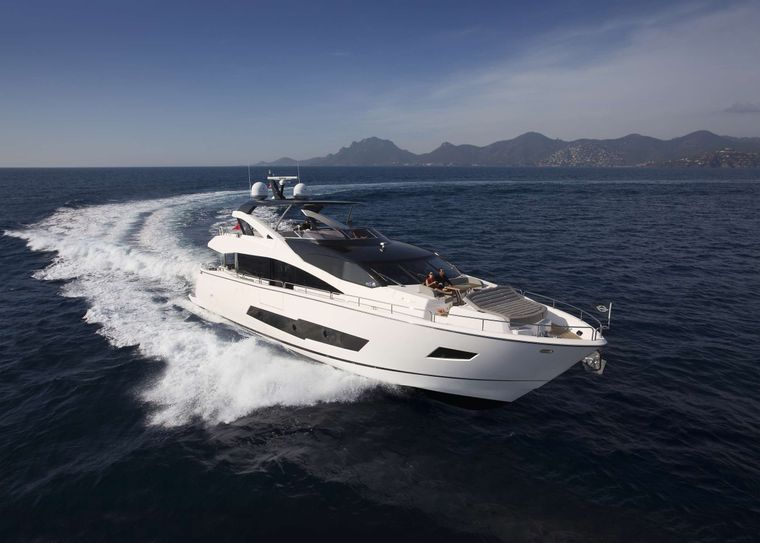 INSOMNIA Yacht Charter - Ritzy Charters