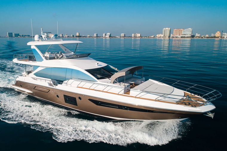 ALMOST DONE Yacht Charter - Ritzy Charters