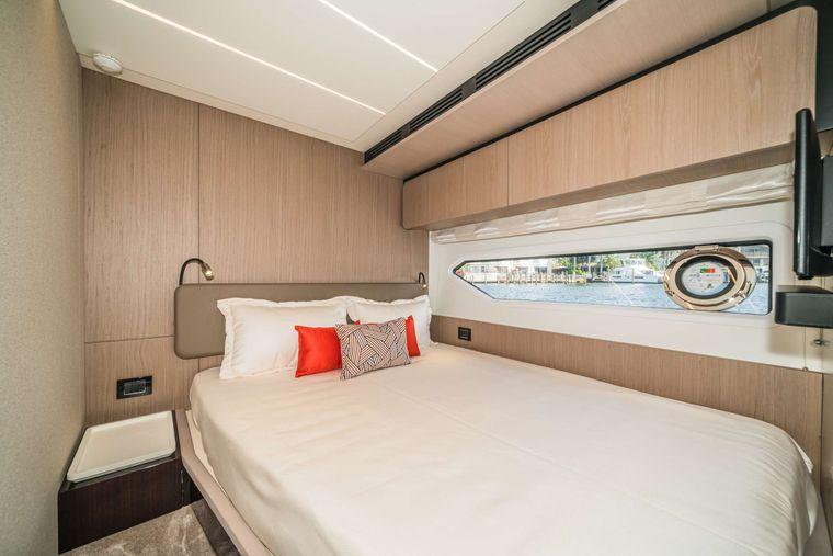 ALMOST DONE Yacht Charter - Guest stateroom