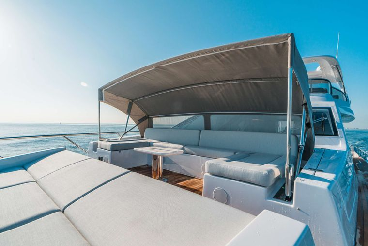 ALMOST DONE Yacht Charter - Foredeck