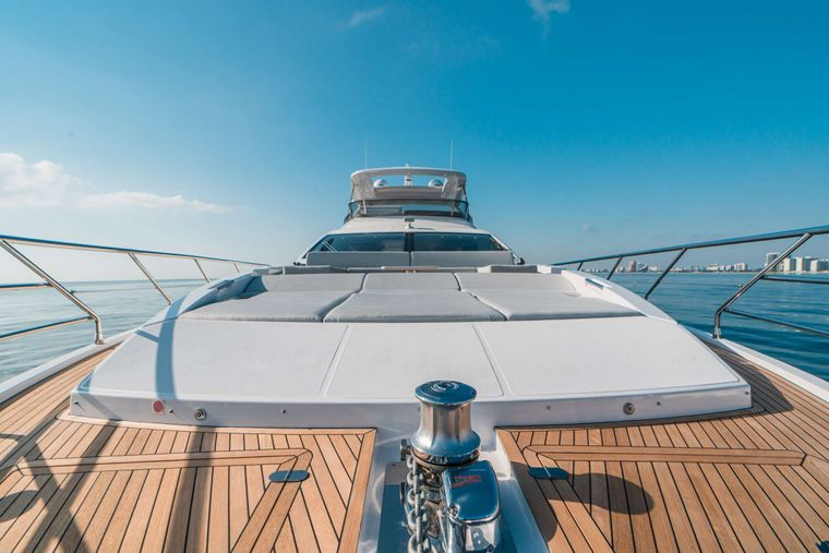ALMOST DONE Yacht Charter - Foredeck Other