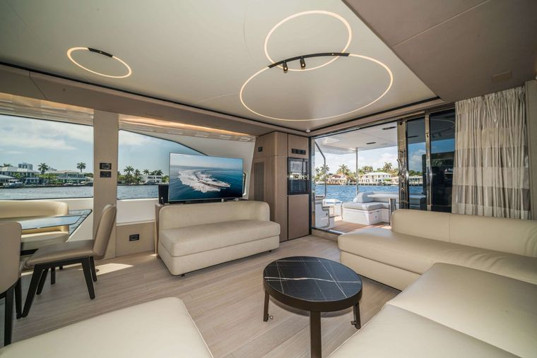 ALMOST DONE Yacht Charter - Main Salon Other