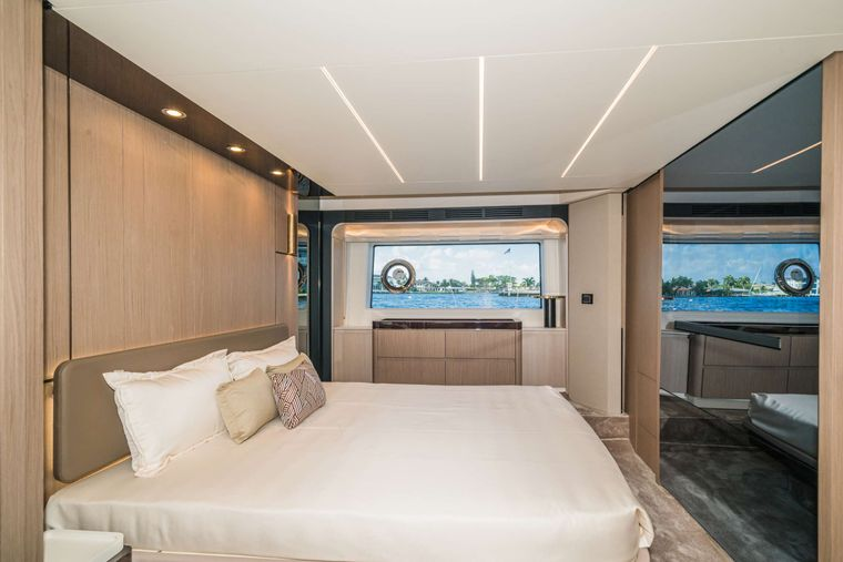 ALMOST DONE Yacht Charter - Master Stateroom