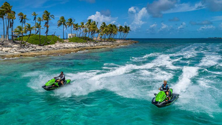 EMRYS Yacht Charter - Two Jet Skis