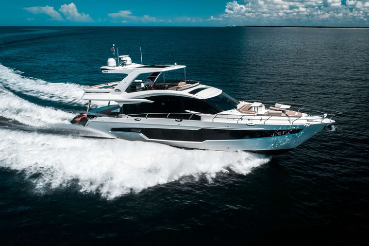 RECORD YEAR Yacht Charter - Ritzy Charters