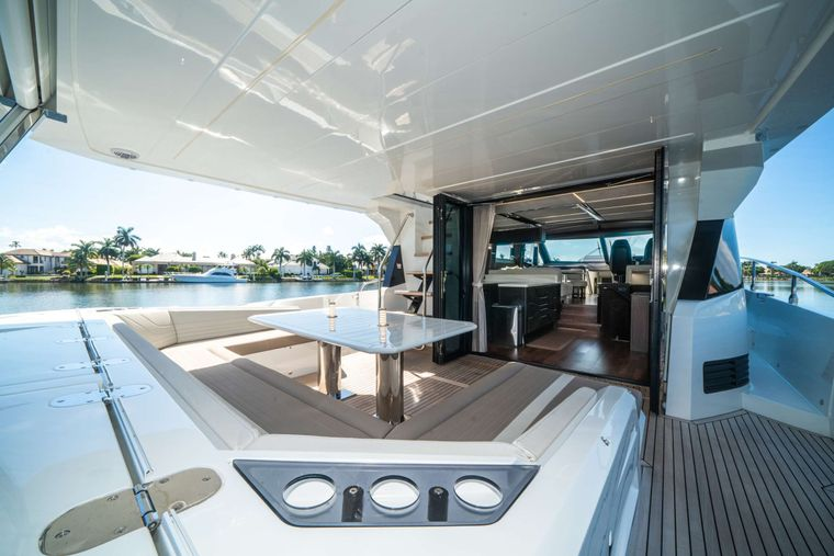 RECORD YEAR Yacht Charter - Aft Deck Other