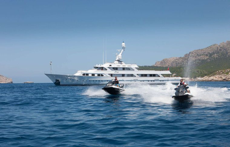MIRAGE Yacht Charter - Water Toys