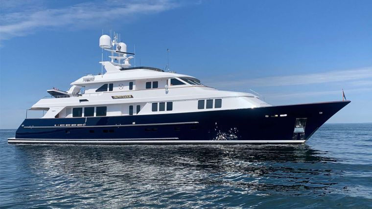IMPETUOUS Yacht Charter - Ritzy Charters
