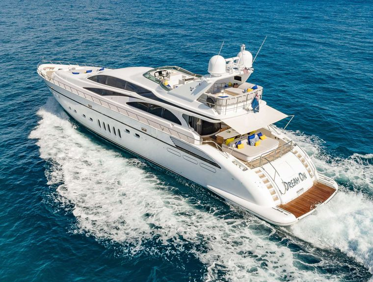 Dream On Yacht Charter - Ritzy Charters