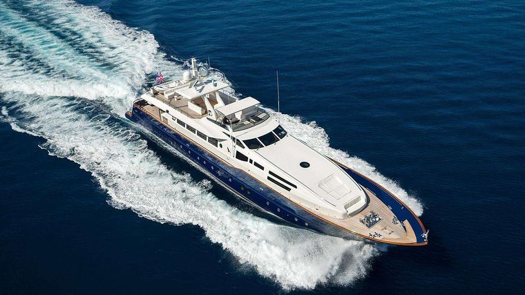 CONDOR A Yacht Charter - Ritzy Charters