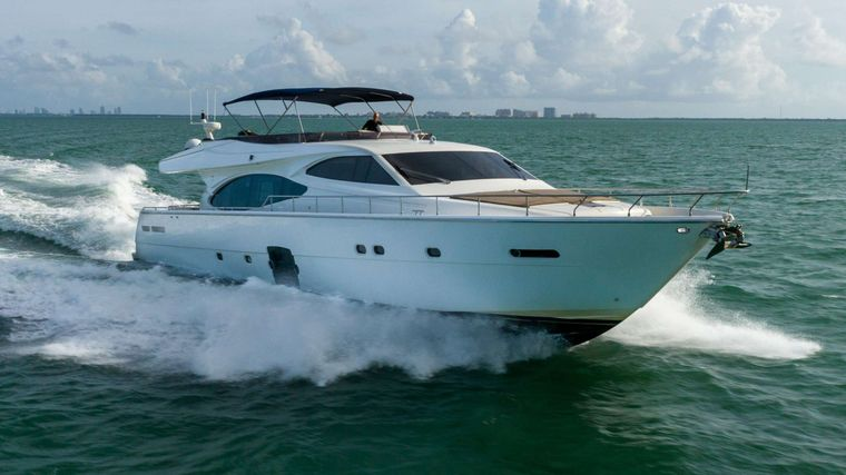 INDULGE Yacht Charter - Ritzy Charters
