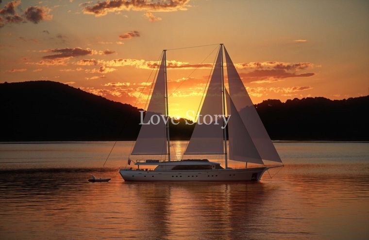 Love Story Yacht Charter - Ritzy Charters