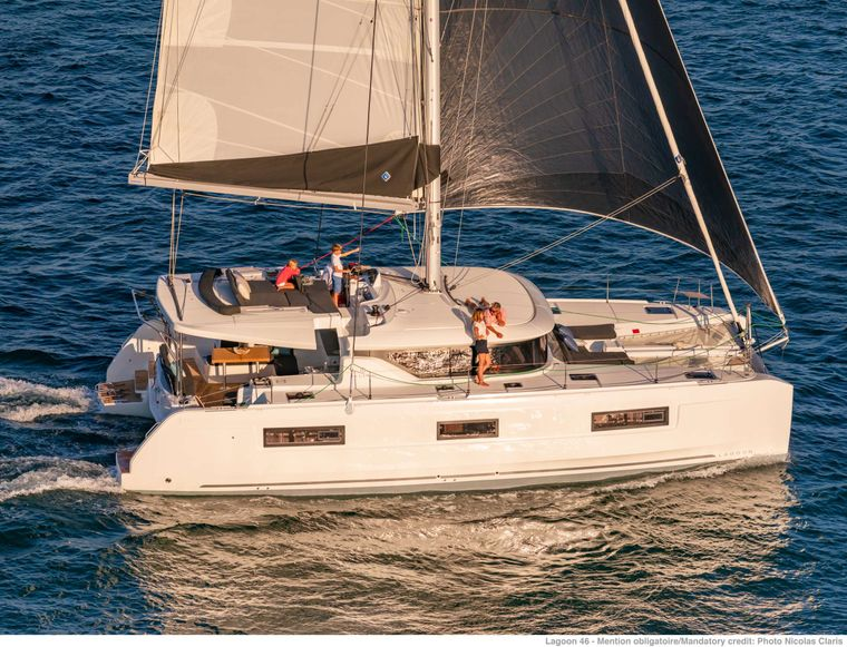 Sophie Yacht Charter - Ritzy Charters