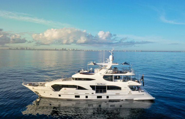 COOL BREEZE Yacht Charter - Ritzy Charters