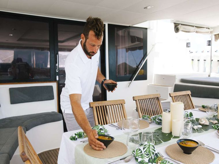 TRUE STORY Yacht Charter - Excellent Service